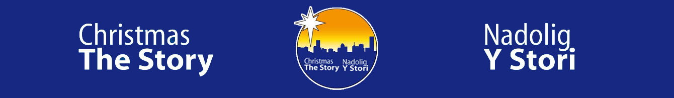 Christmas The Story / Nadolig Y Stori